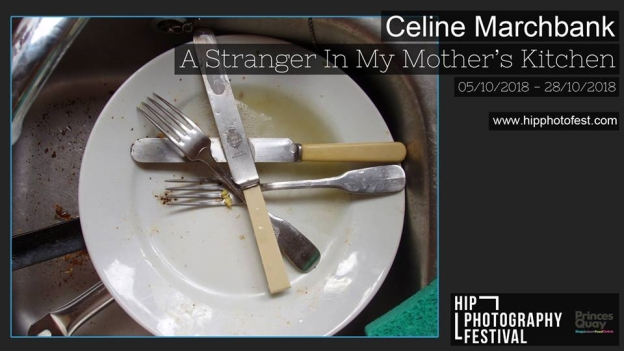 A Stranger In My Mother's Kitchen - Celine Marchbank
