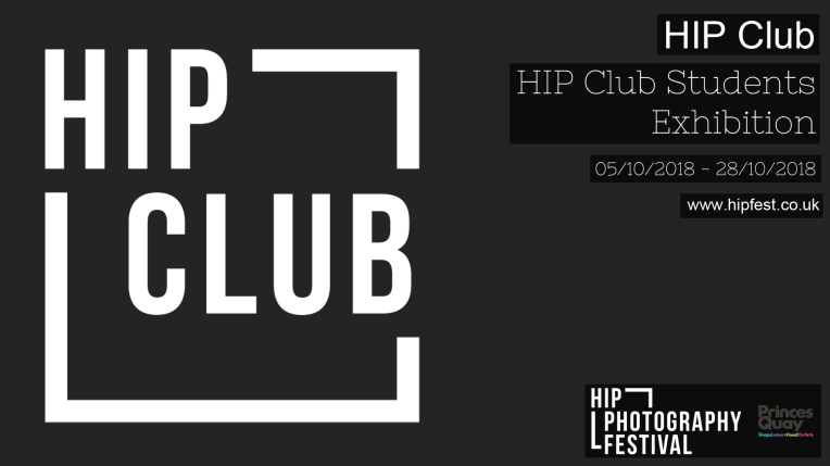 HIP Club Students 2018 Banner